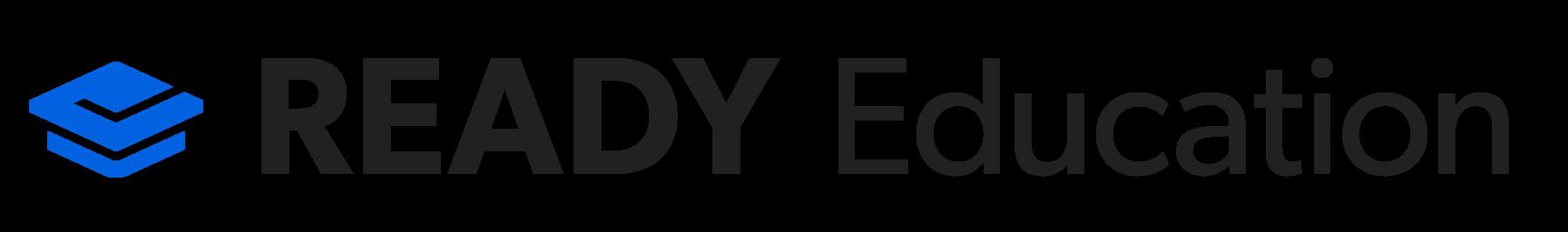 Ready Education Student Engagement Platform - Logo Color